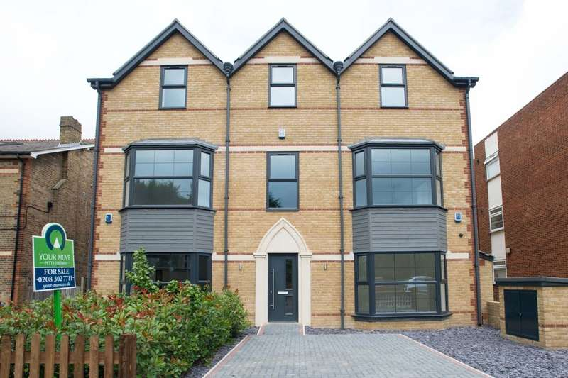 2 Bedrooms Flat for sale in Granville Road, Sidcup, DA14