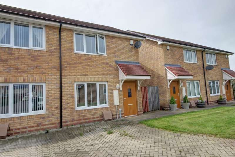 2 Bedrooms Semi Detached House for sale in Avon Crescent, Houghton Le Spring, DH4