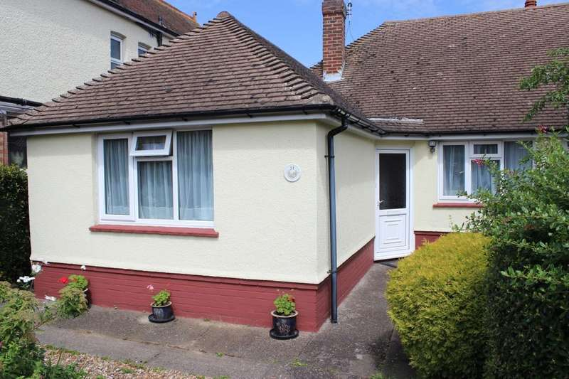 2 Bedrooms Semi Detached Bungalow for sale in Epple Bay Road, Birchington, CT7