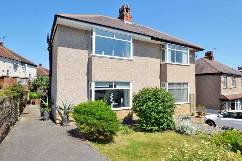 2 Bedrooms Semi Detached House for sale in Castlemore Road, Baildon, Shipley, BD17
