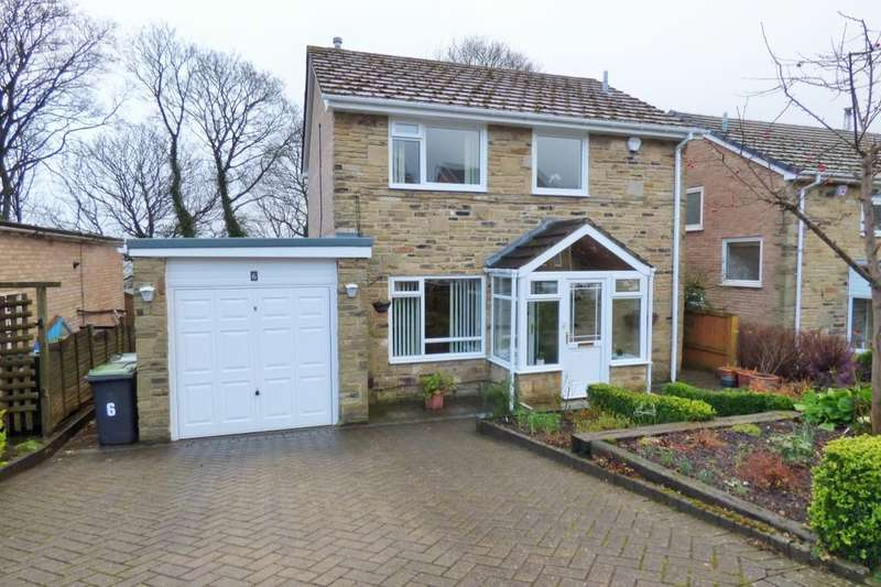 3 Bedrooms Detached House for sale in Bilsdale Way, Baildon, Shipley, BD17