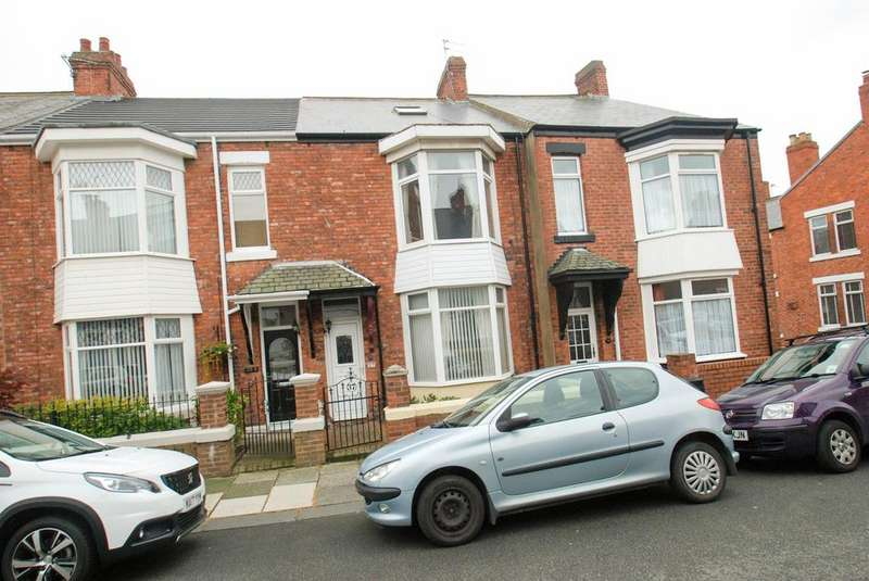 3 Bedrooms Terraced House for sale in Oxford Avenue, South Shields