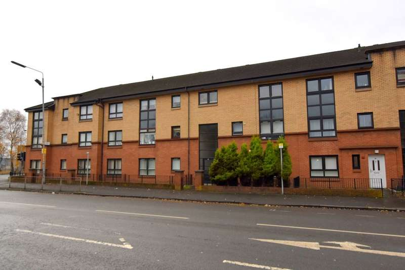 2 Bedrooms Flat for rent in Dalmarnock Road, Glasgow, G40