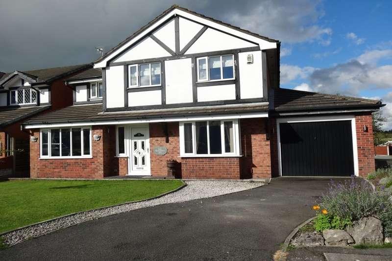 4 Bedrooms Detached House for sale in Leadale, Lea, Preston, PR2