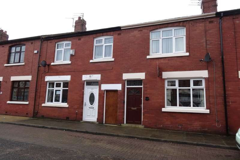 2 Bedrooms Property for sale in Greenbank Avenue, Preston, PR1