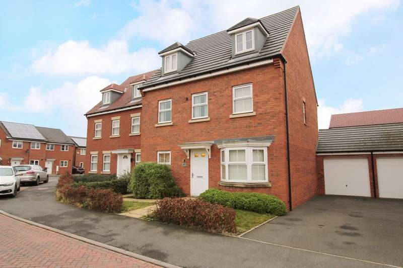 5 Bedrooms Detached House for sale in Linnet Way, Hucknall, Nottingham, NG15