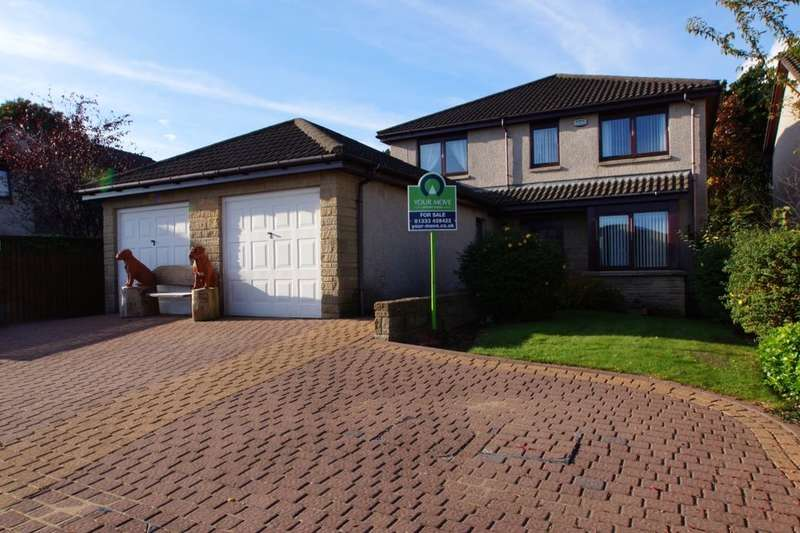 5 Bedrooms Detached House for sale in Willow Glade, Leven, KY8