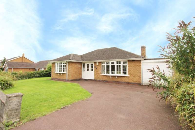 3 Bedrooms Detached Bungalow for sale in Wollaton Vale, Wollaton, Nottingham, NG8