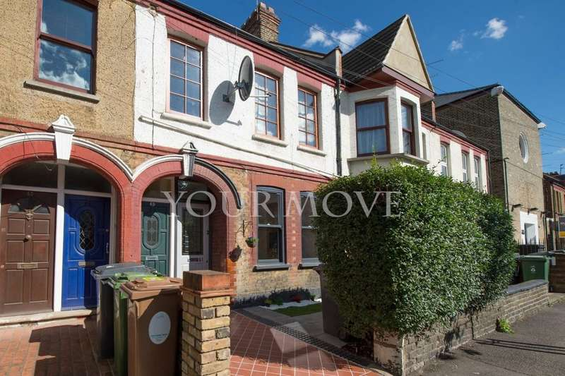 2 Bedrooms Flat for sale in Bloxhall Road, Leyton, London, E10