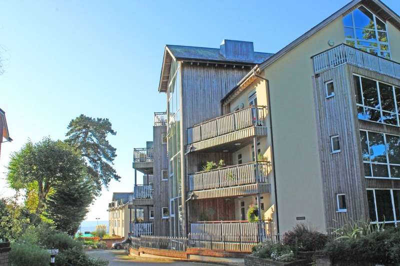 2 Bedrooms Flat for sale in Manor Road, Sidmouth, EX10