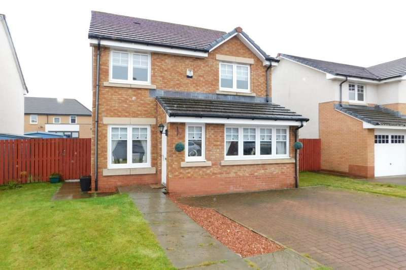 3 Bedrooms Detached House for sale in Shankly Drive, Newmains, Wishaw, ML2