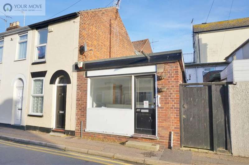 1 Bedroom Property for sale in Silkmill Road, Great Yarmouth, NR30