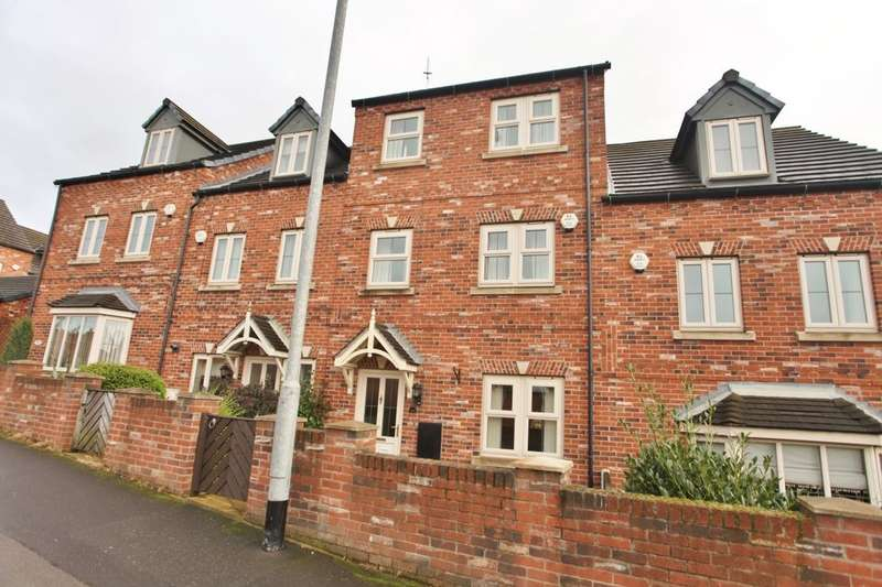 4 Bedrooms Property for sale in Hough Lane, Wombwell, Barnsley, S73