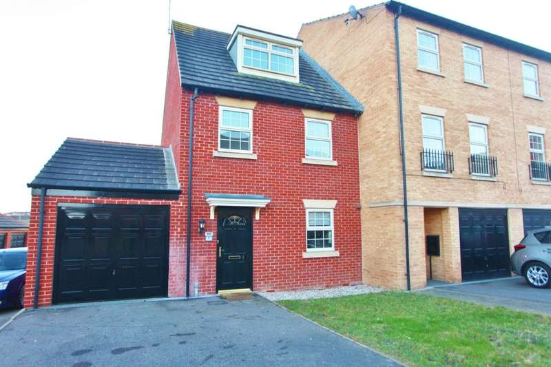3 Bedrooms Property for sale in Glen View, Mexborough, S64