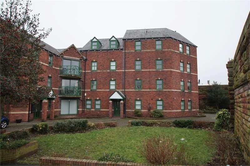 3 Bedrooms Flat for sale in CA2 5DT Nelson Bridge Court, Sheffield Street, Denton Holme, Carlisle, Cumbria