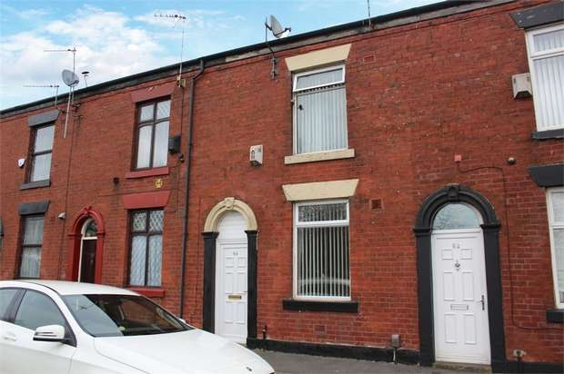 2 Bedrooms Terraced House for sale in Afghan Street, Oldham, Lancashire