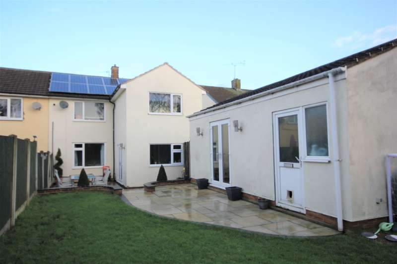 4 Bedrooms Semi Detached House for sale in Keswick Road, Worksop, S81