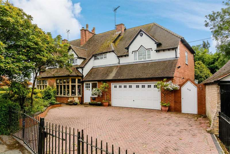 5 Bedrooms Semi Detached House for sale in Tuffley Avenue, Gloucester