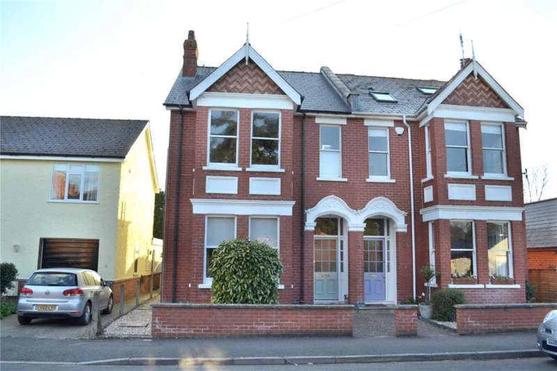 4 Bedrooms Semi Detached House for sale in Prestbury, Cheltenham