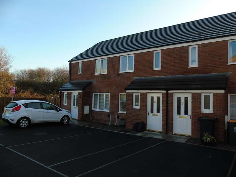 2 Bedrooms Terraced House for sale in Cefn Adda Close, Newport