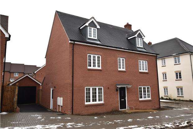 5 Bedrooms Detached House for sale in Heatley Way, Oxford, OX2 9SD