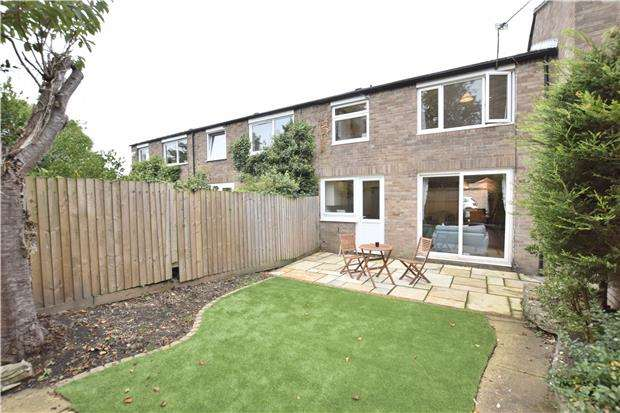 3 Bedrooms Terraced House for sale in Pitch & Pay Park, BRISTOL, BS9 1NL