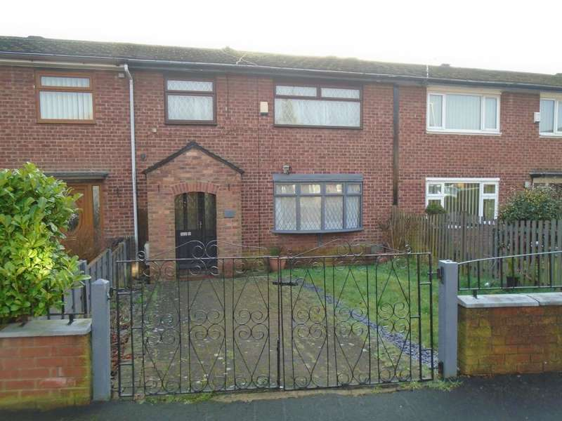 3 Bedrooms Terraced House for sale in Baguley Road, Droylsden, M43