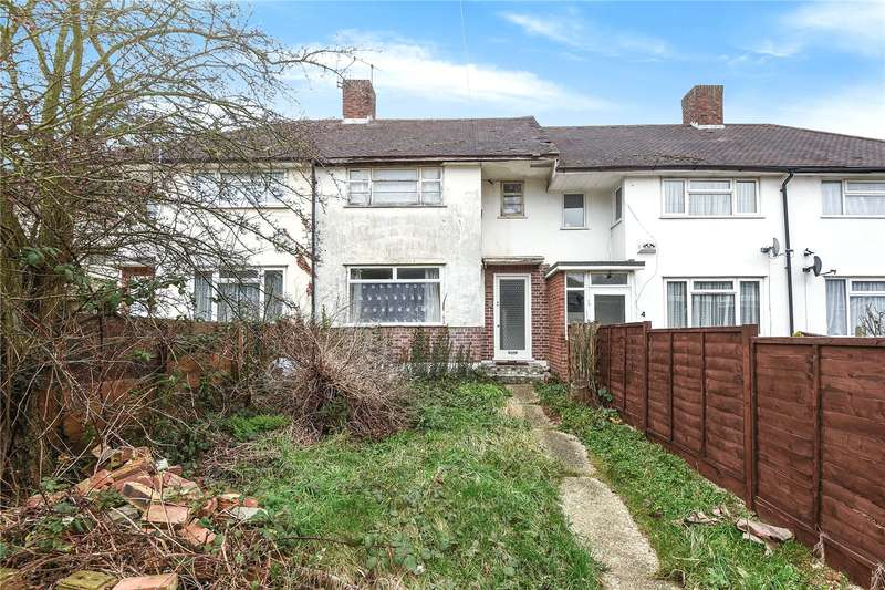 3 Bedrooms Terraced House for sale in Dudley Drive, Ruislip, Middlesex, HA4