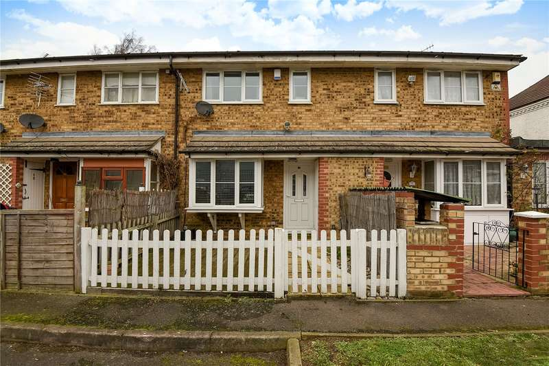 1 Bedroom Terraced House for sale in Cowley Mill Road, Uxbridge, Middlesex, UB8