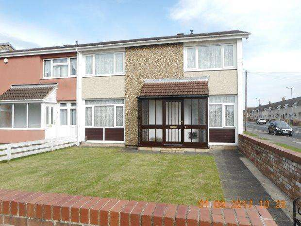 3 Bedrooms Terraced House for rent in ESKDALE ROAD, BRIERTON, HARTLEPOOL