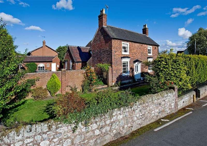 4 Bedrooms Detached House for sale in Beech Hurst Farm House, 2, Post Office Road, Seisdon, Wolverhampton, South Staffordshire, WV5
