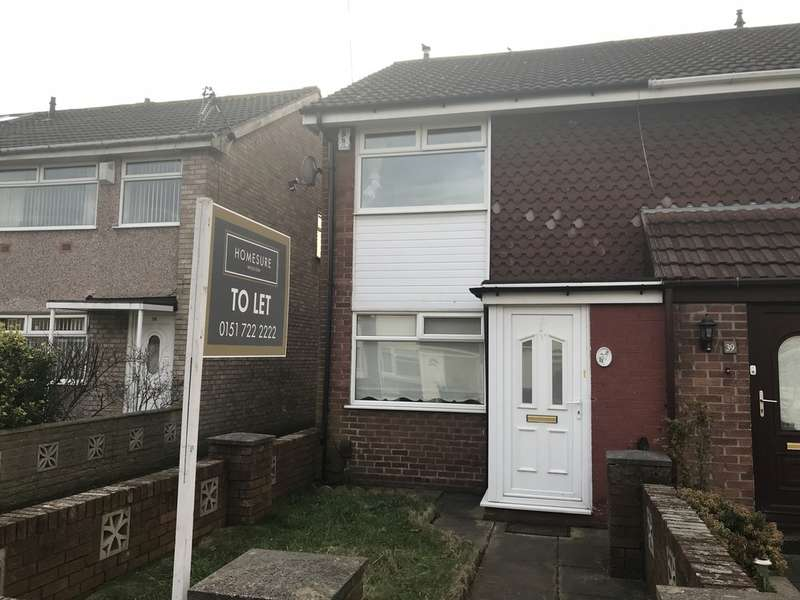 2 Bedrooms Town House for rent in Pauline Walk, Fazakerley, Liverpool, L10