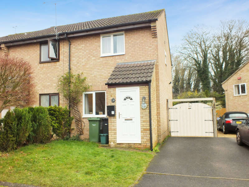 2 Bedrooms Semi Detached House for sale in Watchfield
