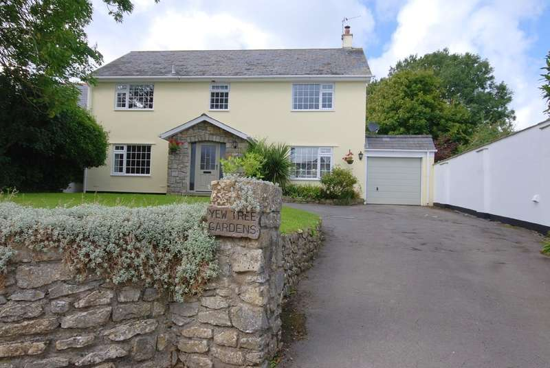 5 Bedrooms Detached House for sale in Colwinston, Near Cowbridge, Vale Of Glamorgan, CF71 7ND