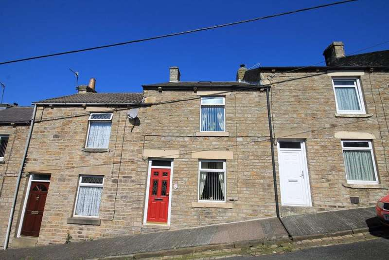 3 Bedrooms Terraced House for sale in Martin Street, Stanhope, Bishop Auckland