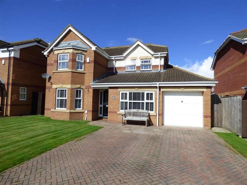4 Bedrooms Detached House for sale in 41 Carter Drive, Beverley, East Yorkshire, HU17 9GL