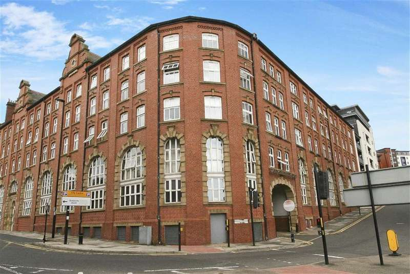 2 Bedrooms Flat for sale in PandonGate House, Newcastle Upon Tyne