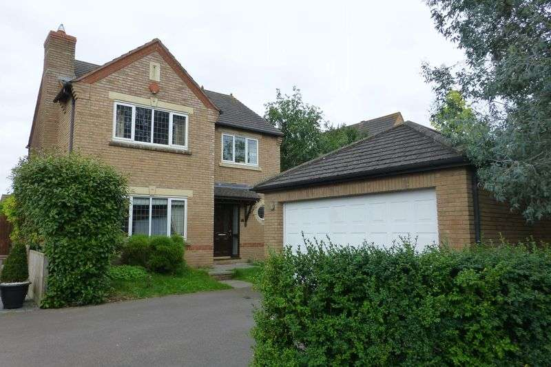 4 Bedrooms Property for sale in Lucerne Avenue, Bicester