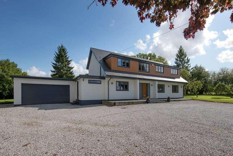 4 Bedrooms Detached House for sale in Bradnocks Marsh Lane, Hampton-in-arden