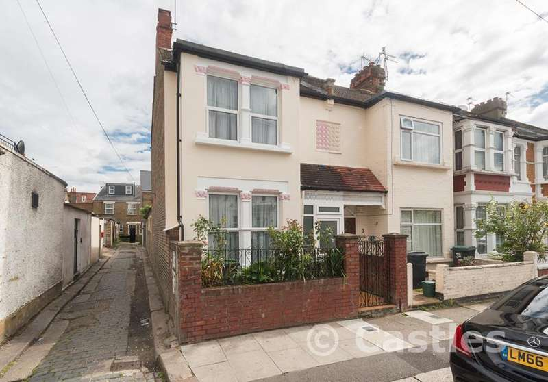 3 Bedrooms Property for sale in Etherley Road, London, N15