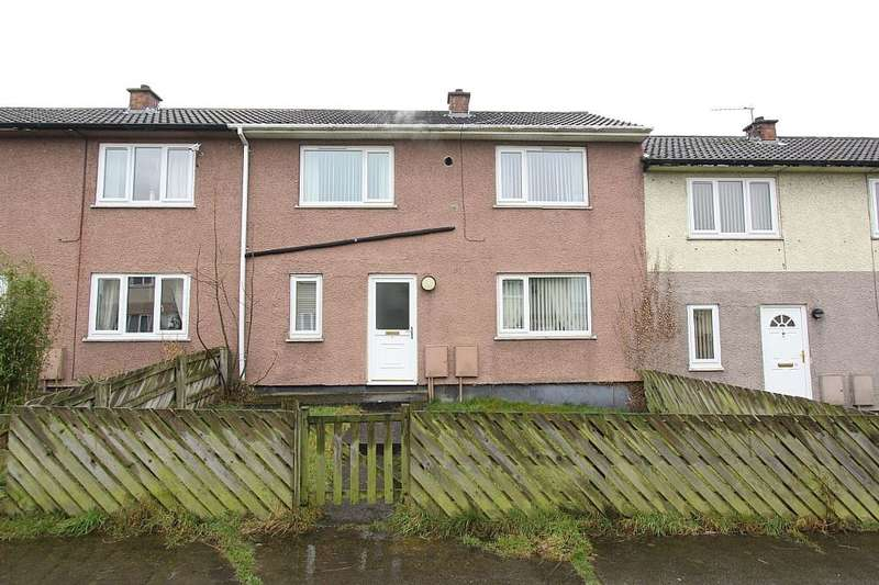 3 Bedrooms Terraced House for sale in Walnut Avenue, Colburn, Catterick Garrison, North Yorkshire, DL9 4UX