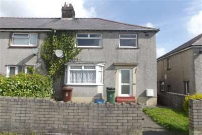 4 Bedrooms Semi Detached Bungalow for rent in Coed Mawr, Bangor