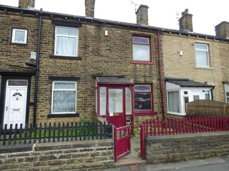 2 Bedrooms Terraced House for sale in Woodhall Road, Thornbury, Bradford, BD3 7BS