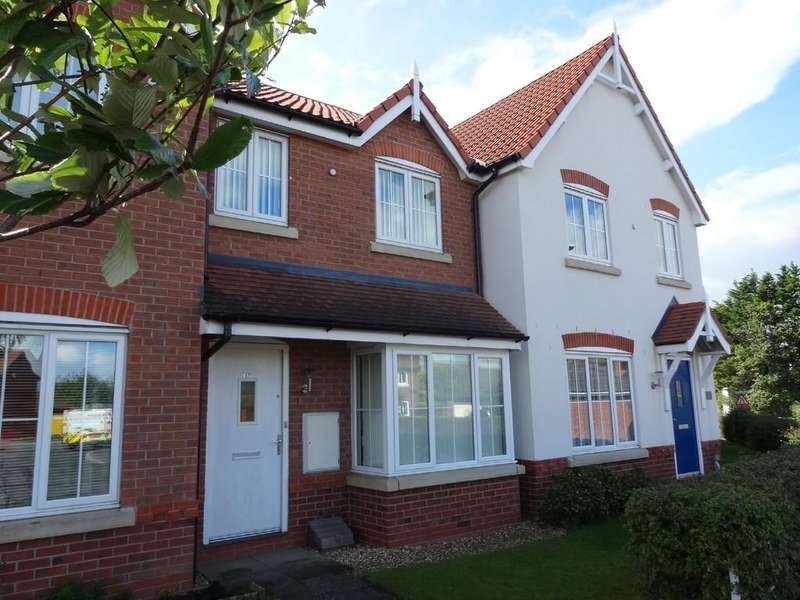 3 Bedrooms Terraced House for sale in Dyserth Road, Rhyl