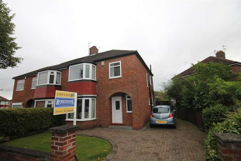 3 Bedrooms Semi Detached House for sale in Tasmania Square, Marton-In-Cleveland, Middlesbrough