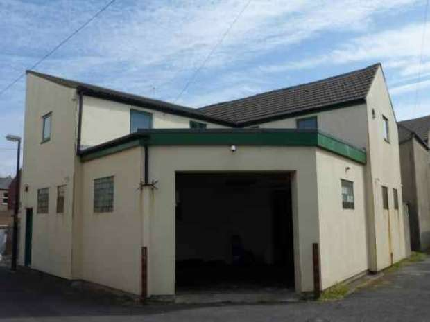 Commercial Property for sale in Boothroyden (rear Of) North Shore Blackpool