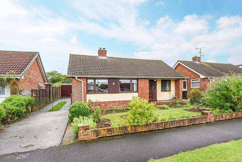 3 Bedrooms Detached Bungalow for sale in Blendon Drive, Andover