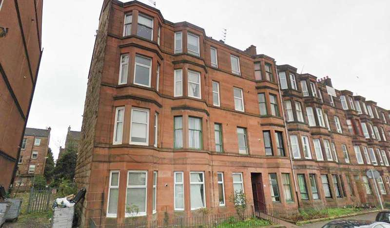 2 Bedrooms Apartment Flat for rent in Kingarth Street, Glasgow