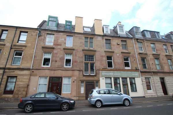 2 Bedrooms Flat for sale in 2/2, 79 Albert Road, Gourock, PA19 1NJ
