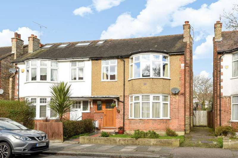 3 Bedrooms Semi Detached House for sale in Pollard Road, Whetstone